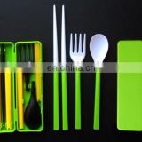 Promotional Folding Cutlery Set with Custom Logo