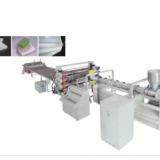 PE PP THICK BOARD EXTRUSION LINE