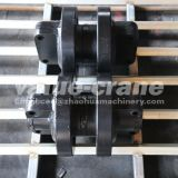 casting XCMG QUY55N track roller crawler crane bottom roller undercarriage parts lower roller