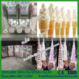 2016 New Design Smallest MONA Soft Ice Cream Machine Frozen Yogurt Machine CE Approved Ice Cream Machine Home Use