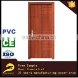 pvc coat flush gift door design carving wood door