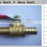 Air brass ball valve,high pressure hose brass ball cock valve