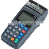 GPRS POS, Quad-band 850/900/1800/1900mhz GSM GPRS wireless sms printer