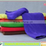 Customized multicolors microfiber glasses cleaning cloth in roll