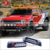 Best selling products for Ford Raptor F150 ABS rearview mirror shell with signal lights