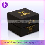 Small Cheap Black Luxury Cardboard Jewelry Box Custom Making Supplies                                                                         Quality Choice