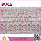 Colourful wholesale new fashion water soluble lace fabric