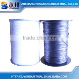 China Supplier OEM SERVICE YONGBANG YBYF06 Industrial Use PTFE sewing thread(black and white)