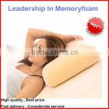 Molded polyurethane memory foam pillow, bread shape, zero pressure                                                                         Quality Choice