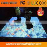 1024*768 pixels entertainment advertising custom size CE certificate interactive floor projector