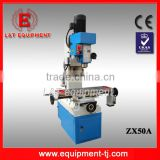 ZX50A CE Certificated Bench Milling Machine