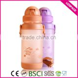 PP BPA free TRITAN Plastic Material and Stocked Eco-Friendly Feature children water bottle