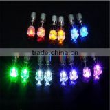 Led Earrings Light Up Glowing Studs Ear Ring Drop Crystal Dance Party Gift