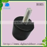High quality rubber feet with metal for Aerospace and aviation instrument