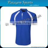 Custom Blue Rugby Jersey