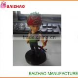 new custom made 3D pvc vinyl toy, make custom cheap action figure toy, plastic toy factory