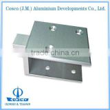 Industrial machining anodizing extrusion