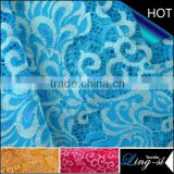 Chinese Characteristics Of Lace Fabric Design For Dresses DSN467