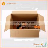 Hot Sale Custom logo printed strong cardboard box corrugated carton box                                                                         Quality Choice