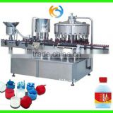 Automatic 20 liter water bottle cap manufacturing machine