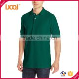 Custom Wholesale Fashion Men's Polo Shirt Nice Breathable Polo Shirt Hot Sale Blank Polo Shirt