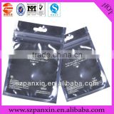 OEM manufacturer front clear zip lock antistatic bag