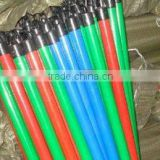flexible broom handle garden broom with handle,mop stick,broom handle, mop handle,FACTORY DIRECT WHOLESALE