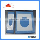 (With A Hole)Disposable medical Surgical Drape adhesive drape