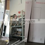 Wholesale aluminium metal framed thin profile full length 50x170cm dressing standing mirror