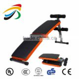 Hot sale Adjustable Abdominal Board Sit Up Bench