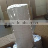 High quality white color double sided adhesive cloth duct carpet seaming tape with fabric