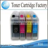 Inkjet Refill Machine Ink Cartridge 816 for HP Printer