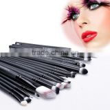 20pcs Professional Powder Foundation Eyeshadow Eyeliner Lip cute small Makeup Brushes Set SV009567
