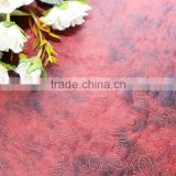 polyester spandex stretch fabric painting designs cushion cover patterned micro suede fabric embossed suede fabric