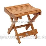 Antique living room furniture, outdoor folding chair , potable Bamboo chair for children