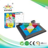 Most popular originality chinese checkers with glass marbles with good offer