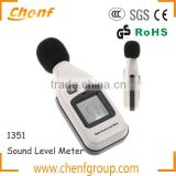 Newest design pocket sound level meter calibrator 30-130dBA with OEM service
