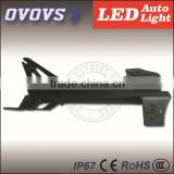 OVOVS 50inch jeep hood bracket,jeep wrangler hood bracket,led work light bar mounting bracket