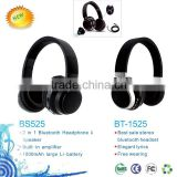 3.5mm audio jack version4.0 headband bluetooth headset with microphone
