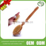 2016 bamboo bath Brush