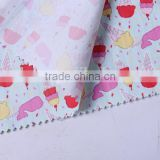 polyester laminated stretch waterproof/ breathable fabric for luggage and bag