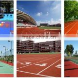 EPDM Rubber Golf Course, Table Tennis Court Floor (FL-A-72805)