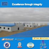 Galvanized steel structure modular house, China supplier camping house, Low cost portable homes