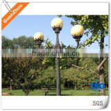 China factory wholesale good quality ourdoor light poles/15-30M Park lighting pole, Street lamp post