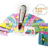 Talking Pen with bible book; audio book, coding pen,Children toys,E book reader,English learning pen