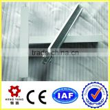 high qualitygalvanized steel suspended ceiling T grid for PVC sypsum board and mineral fiber board