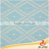 China supplier wedding dress garment accessories white embroidery designs water soluble lace