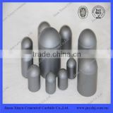 For DTH Bits & Hard Rock Tools Usage YG8 spoon tungsten carbide buttons, Scoop Button Bits,tungsten