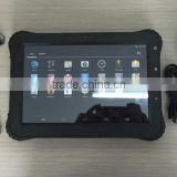ST935 10.1inch Window10 Or Android 4.4 NFC/RFID/Fingerprint/Barcode Scanner Function Rugged Tablet PC IP65 Waterproof