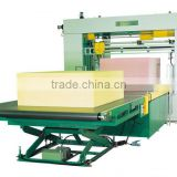 Automatic Knife type CNC Vertical Contour Foam Cutting Machine